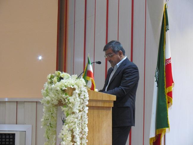 آیین نکوداشت حاج منصور عباسی در جناح