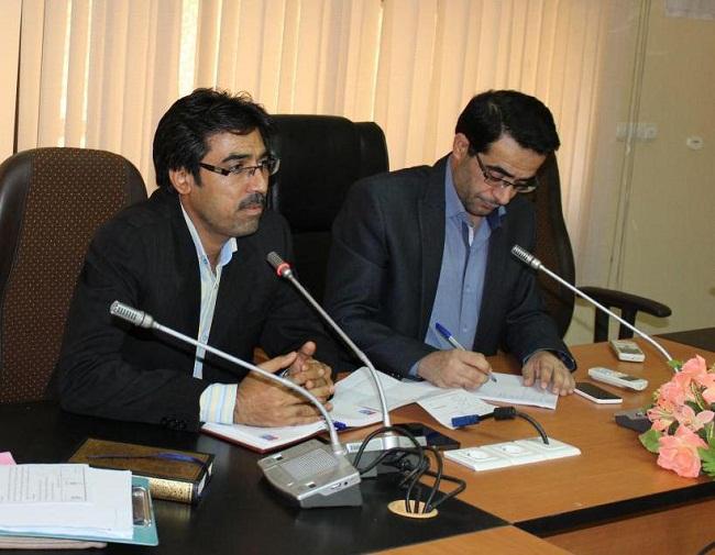 برگزاری جلسه امور بانوان شهرستان بستک با محوریت مددجویان کمیته امداد