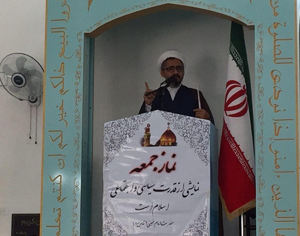 بالاترین و قدرتمندترین دموکراسی دنیا در جمهوری اسلامی ایران است