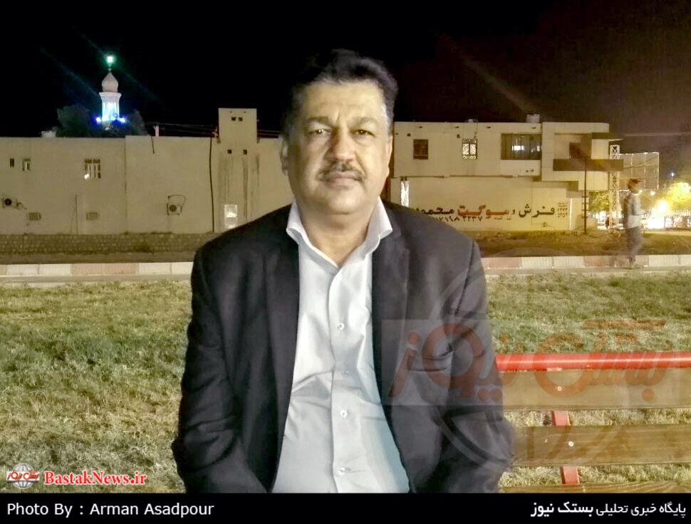 پیام تبریک حبیب جامه دار رئیس شورای اسلامی شهر بستک به مناسبت فرا رسیدن سال نو