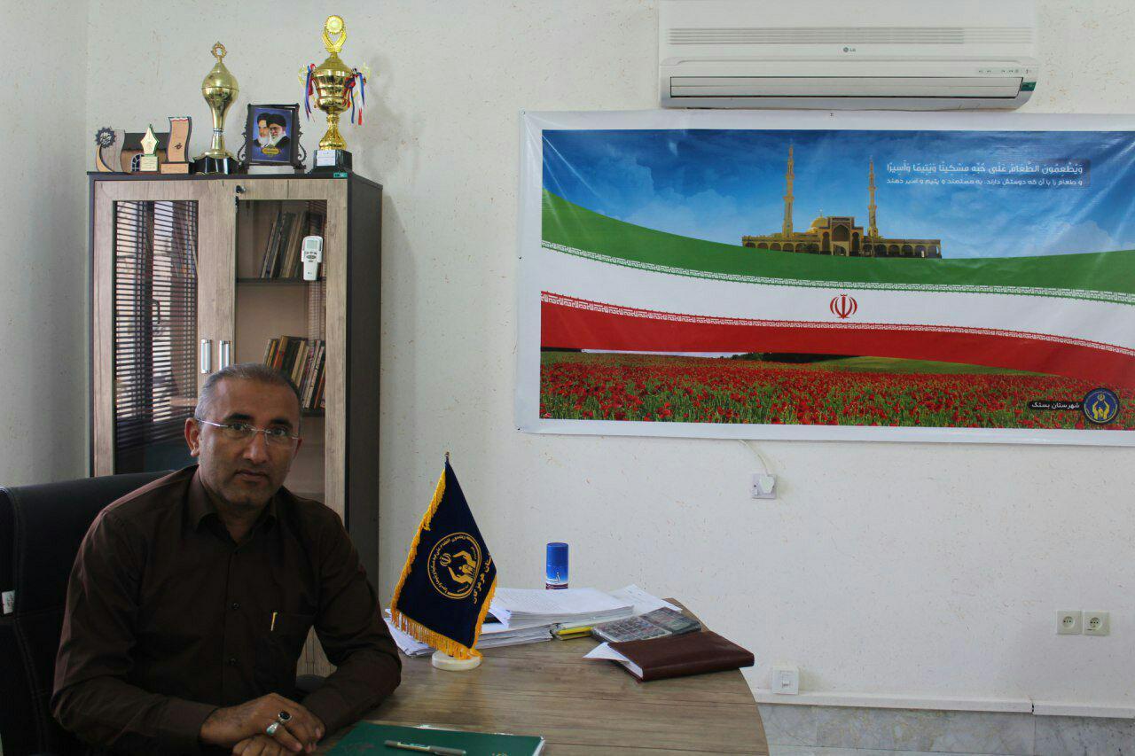 برگزاری مسابقات قرآنی در کمیته امداد امام خمینی (ره) شهرستان بستک