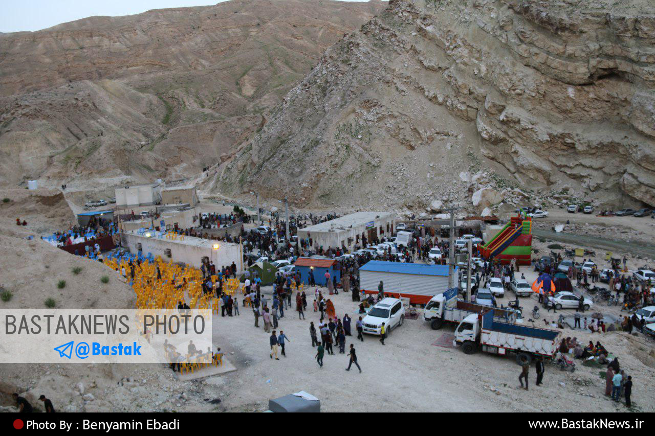 آبگرم تدرویه ، مکانی کم نظیر در استان هرمزگان و موانع پیش روی آن