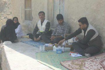 اعزام پزشک به روستای خشاوه ، مورد دهتل و کاشونی توسط کانون بسیج جامعه پزشکی