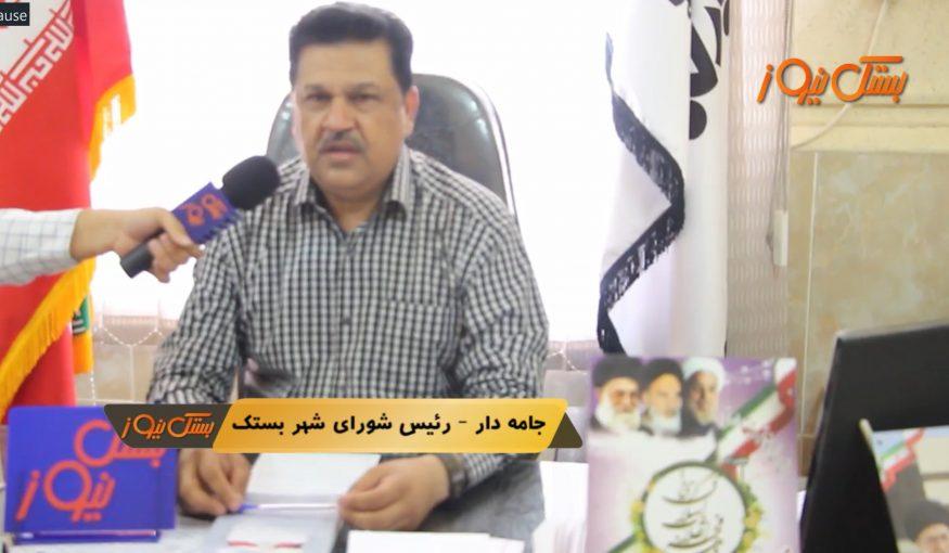 مصاحبه ویدیویی با حبیب جامه دار – عملیات زمینی کردن برق خیابان امام(ره) در سال جاری کلید میخورد