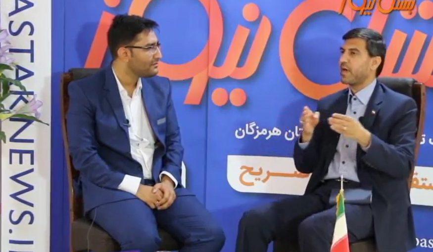 گفتگوی ویژه بستک نیوز با ناصر شریفی داوطلب انتخابات میاندوره ای غرب هرمزگان