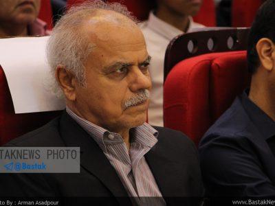 گزارش تصویری آیین نکوداشت دکتر محمدامین پوریوسف در جناح