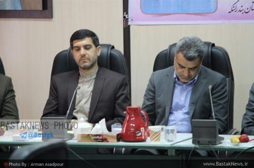 ویدیو مشروح سخنرانی ناصر شریفی در شورای اداری بندرلنگه