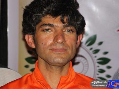 گزارش تصویری استقبال از فرهاد علی نیا کوهنورد موفق بستکی