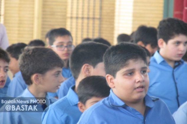 زنگ شروع مدارس به صدا در آمد + گزارش تصویری