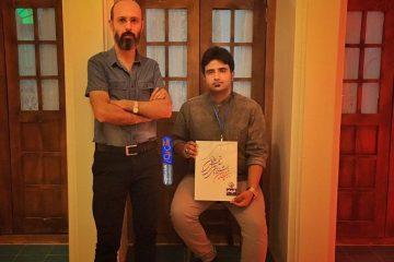 افتخار آفرینی سبحان جامه دار عکاس بستکی در جشنواره ملی جوانان