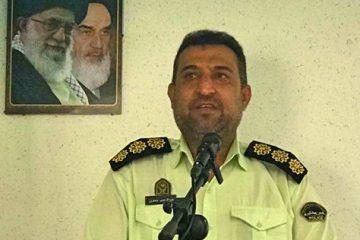 امنیت و آرامش از افتخارات سربازان انقلاب است