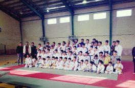 نایب قهرمانی جودوکاران خردسال جناحی در مسابقات جودو دهشیخ