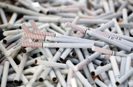 کشف سیگار قاچاق میلیاردی در بستک