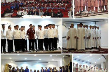 جشنواره سرود و تئاتر اداره آموزش و پرورش منطقه جناح با معرفی برترین ها به کار خود پایان داد