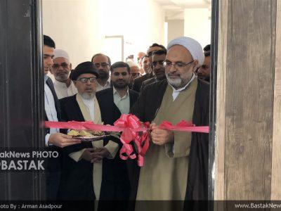 افتتاح دفتر خدمات الکترونیک قضایی در شهرستان بستک