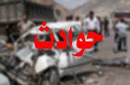 ۳ کشته و یک زخمی بر اثر واژگونی خودرو در مسیر بستک – بندرعباس