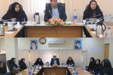 برگزاری اولین جلسه شورای سیاستگذاری زنان شهرستان بستک با محوریت اشتغال و بررسی مشکلات زنان