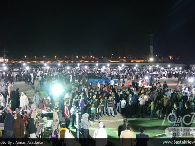 جشنواره مواد غذایی و صنایع دستی چاهبنارد با استقبال بی نظیر مردم برگزار شد