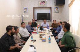 یکصدمین جلسه شورای اسلامی شهر بستک برگزار شد