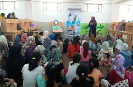 برگزاری جشن قصه گویی در مکتب خانه فکری بستک