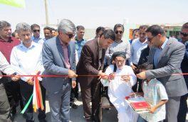 افتتاح ۱۴پروژه عمرانی در بخش مرکزی شهرستان بستک