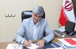 پیام تبریک فرماندار بستک به مناسبت هفته دولت