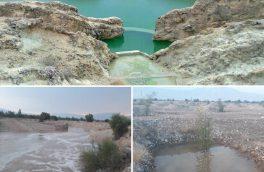 استحصال دو میلیون متر مکعب آب توسط سازه هاى آبخیزدارى