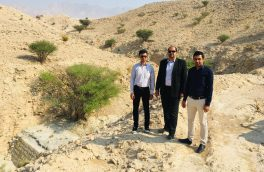 بررسی روند عملیات آبخیزداری در حال ساخت سد دره خونی