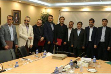 مسعود پاکزاد و شهروز شجاعی به منطقه ویژه انرژی بر پارسیان رفتند