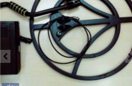یک دستگاه فلزیاب در بستک کشف و ضبط شد