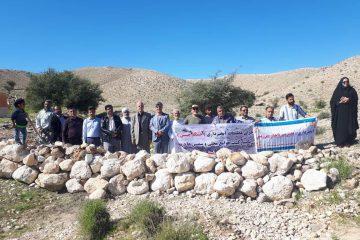 اجرای طرح مدیریت روان آب با مشارکت مردم در شهرستان بستک