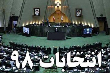 لیست افراد تایید صلاحیت شده توسط شورای نگهبان منتشر شد / ناصر شریفی جامانده بزرگ!