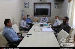بررسی وعده های مدیرکل سابق راه و شهرسازی هرمزگان در جلسه ۱۴۸ شورای اسلامی شهربستک
