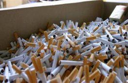 کشف بیش از ۷۴۰ هزار نخ سیگار قاچاق در بستک