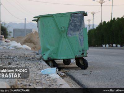 زباله هایی از جنس کرونا