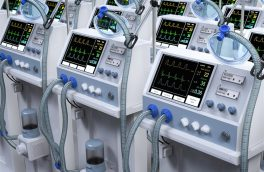 بهمنظور مقابله با کرونا وزارت نفت ۱۳ دستگاه ونتیلاتور به هرمزگان اهدا شد