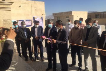 دو مدرسه شش کلاسه در تدرویه و کوخرد با مشارکت دولت و خیرین به بهره برداری رسید