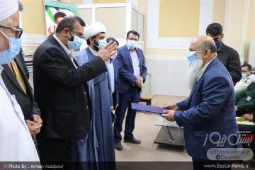 شیخ عبدالله انصاری به عنوان دبیر ستاد امر به معروف و نهی از منکر شهرستان بستک منصوب شد