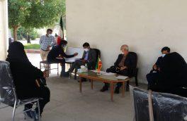 بستک پنجمین شهرستان دارای صندوق حمایت از توسعه فعالیت های کشاورزی زنان روستایی